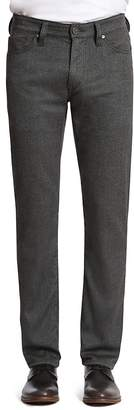 34 Heritage Charisma Comfort-Rise Classic Straight Fit Jeans in Grey Feather $190 thestylecure.com