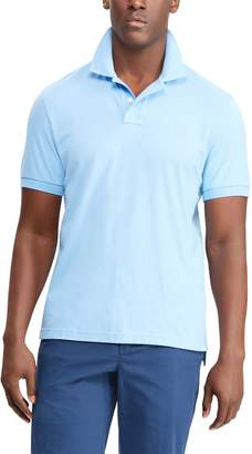 Chaps Men's COOLMAX Classic-Fit Solid Performance Polo