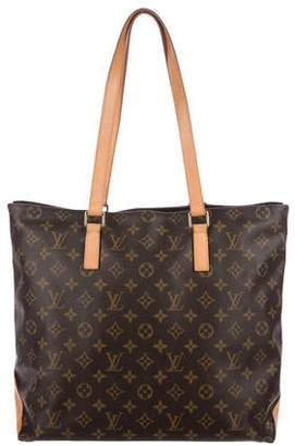 Louis Vuitton Monogram Cabas Alto Tote