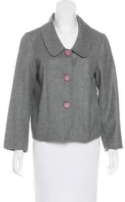 Graham & Spencer Button-Up Wool Jacket