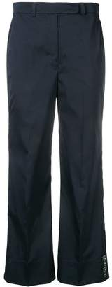 Max Mara 'S cropped straight-leg trousers