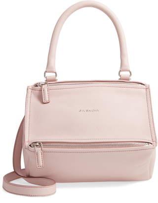 Givenchy 'Small Pandora' Leather Satchel