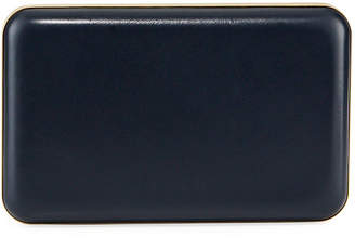 The Row Molded Soft Box Clutch Bag