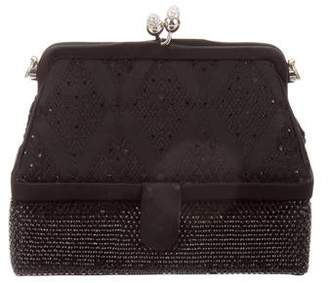 Judith Leiber Embellished Mini Clutch