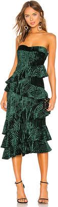 NBD Alena Midi Dress