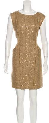 MICHAEL Michael Kors Embellished Mini Dress