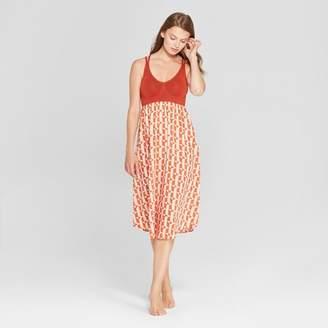 Gilligan & O'Malley Women's TENCEL® Seamless Gown - Squawroot Geo