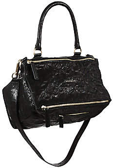 Givenchy Women's Medium Pandora Pepe Leather Crossbody Bag