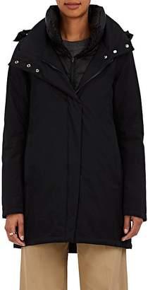 Herno Women's Down-Filled Tech-Taffeta Jacket