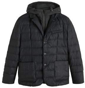 Mango Man MANGO MAN Detachable inner quilted jacket
