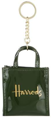Harrods Mini Shopper Bag Keyring