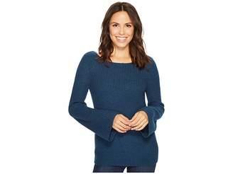 NYDJ Boat Neck Bell Sleeve Sweater Women's Sweater