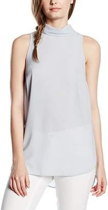 New Look Women's Roll Neck Tunic Sleeveless Vest,8