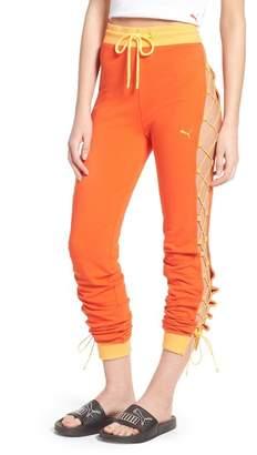 Puma Laced Sweatpants