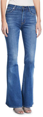 Hudson Holly High-Rise Flare Jeans
