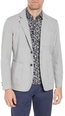 Billy Reid Archie Slim Fit Cotton Blazer