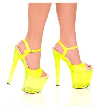0da689732 The Highest Heel Halloween Women's 7 1/2
