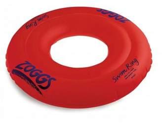 Zoggs Kids Inflatable Training Swim Ring Orange - 2-3 Years