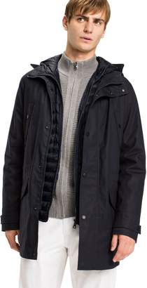 Tommy Hilfiger Three-In-One Hooded Parka