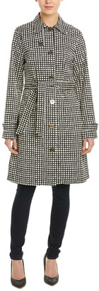 Julie Brown Trench Coat