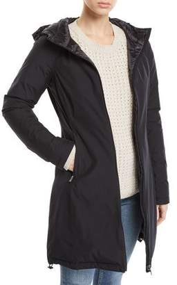 Herno Hooded Reversible Gore-Tex® Rain Coat
