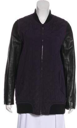 Rag & Bone Quilted Casual Jacket