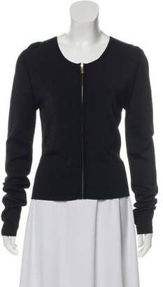 Jason Wu Lightweight Zip-Up Cardigan