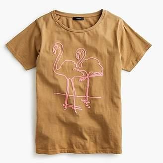 J.Crew Flamingo T-shirt