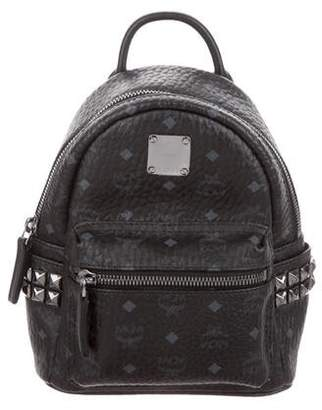 MCM Visetos Stark Backpack Bag