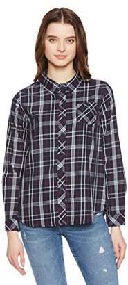 Image (イマージュネット) - (イマージュ) IMAGE 2WAYチェックシャツ RW-3709 977 ネイビー系 7