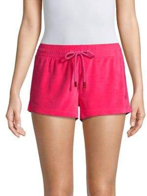 Vilebrequin Fiona Velvet Shorts