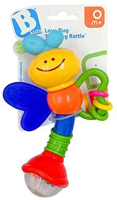 Bkids Rattle and Teeth Love Bug
