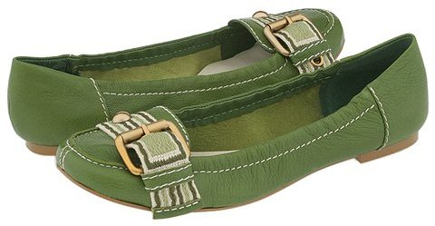 Nine West - Hethcove (Green Leather)