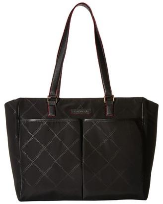 Vera Bradley - Preppy Poly Uptown Baby Bag Diaper Bags $168 thestylecure.com