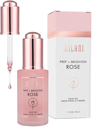 Milani Prep & Brighten Face Oil Rose