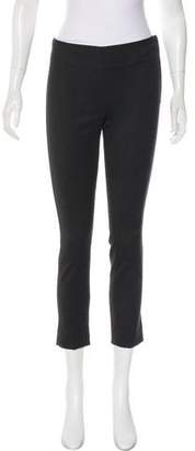 Hache Mid-Rise Straight-Leg Pants