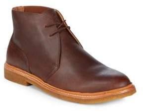 Polo Ralph Lauren Karlyle Leather Chukka Boots