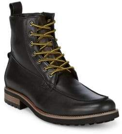 Saks Fifth Avenue Stow Lace-Up Boots