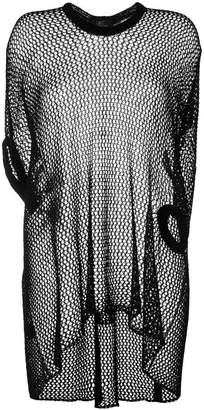 Lost & Found Ria Dunn oversized open knit sweater