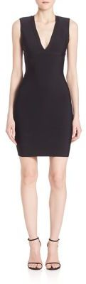 BCBGMAXAZRIA Oralie Body-Con Dress $338 thestylecure.com