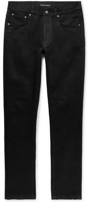 Nudie Jeans Lean Dean Slim-Fit Stretch-Denim Jeans