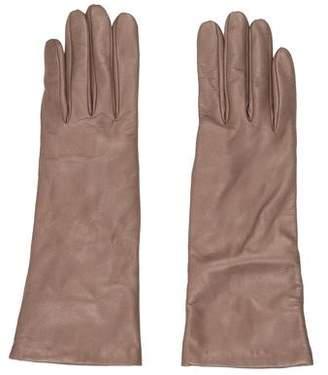 Portolano Leather Wrist Gloves