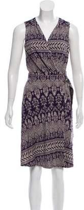 Tory Burch Sleeveless Patterned Dress w/ Tags
