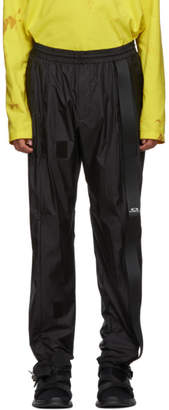 Oakley by Samuel Ross Black Jogging Lounge Pants