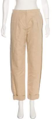 Lanvin Mid-Rise Skinny Pants