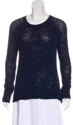 Barneys New York Barney's New York Knit Crew Neck Sweater