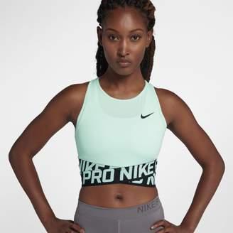 Nike Pro Cropped Women's Training Tank
