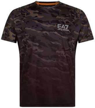 Giorgio Armani Ea7 Camo Ventus T-Shirt