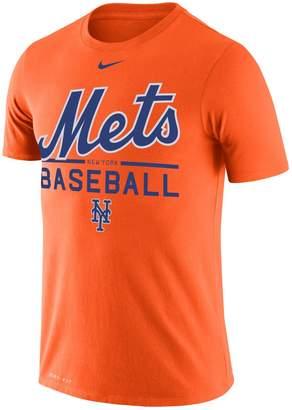 Nike Men's New York Mets Practice Tee