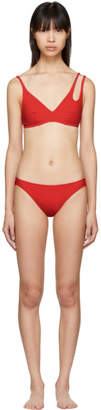 Araks Red Elias Piper Bikini